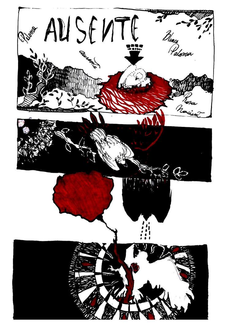 Comic page - Paloma Ausente by kami-tama