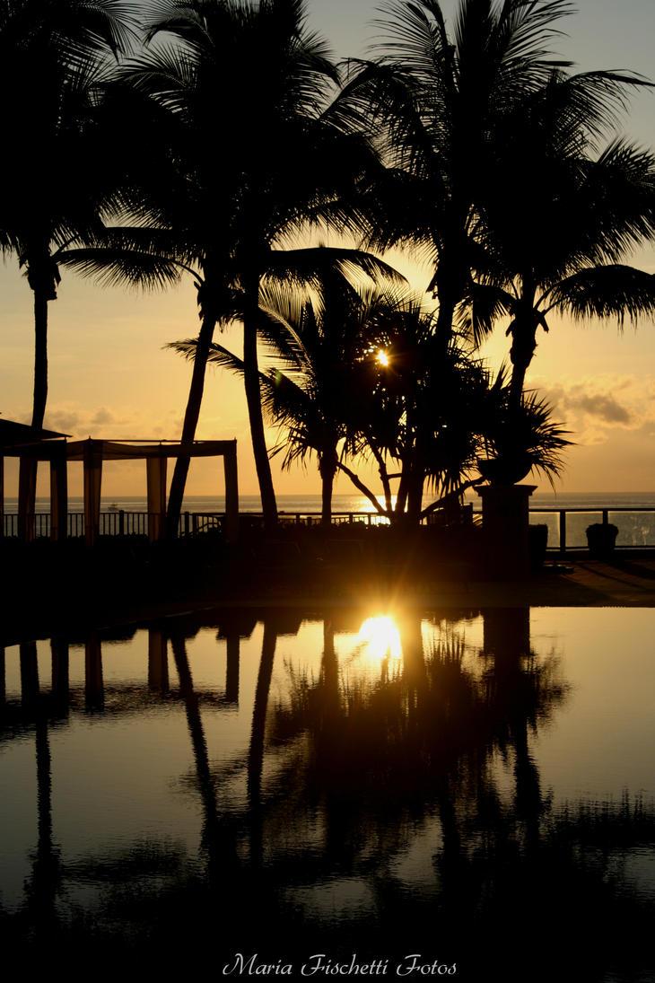 The Sun Rises by BklynGirl