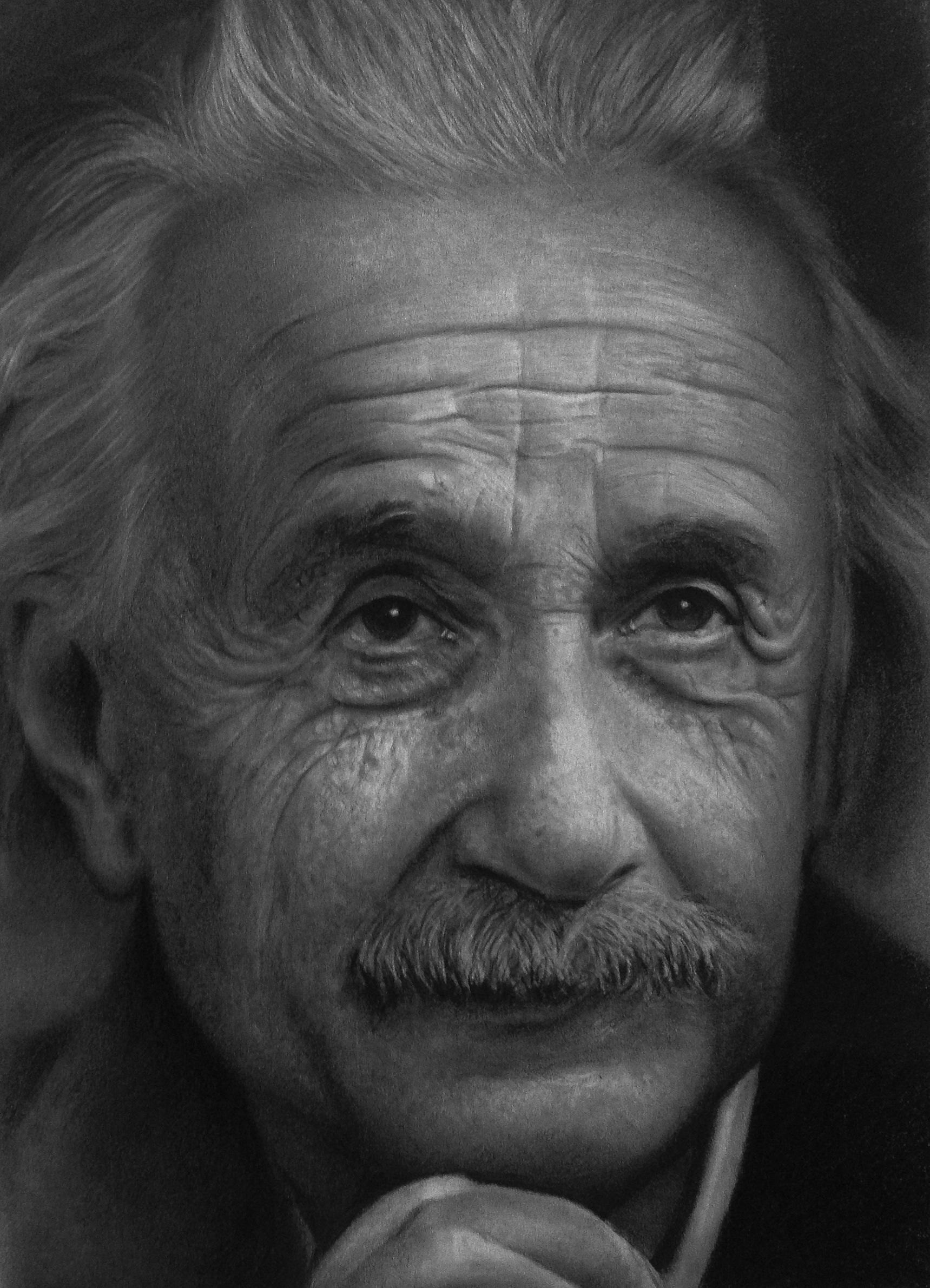 Albert Einstein by keef75