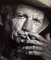 Keith Richards - a tribute to Mister Riff- by keef75