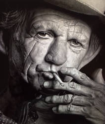 Keith Richards - a tribute to Mister Riff-