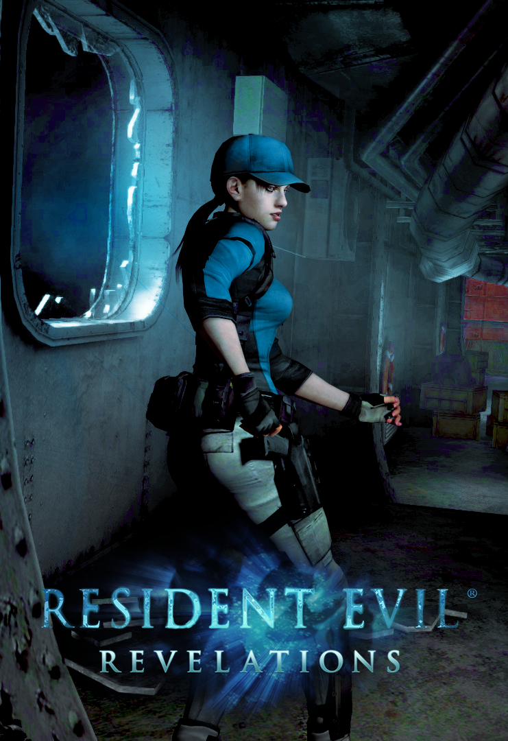 Jill Valentine Bsaa Revelations Re5 By Yumiedolly On Deviantart