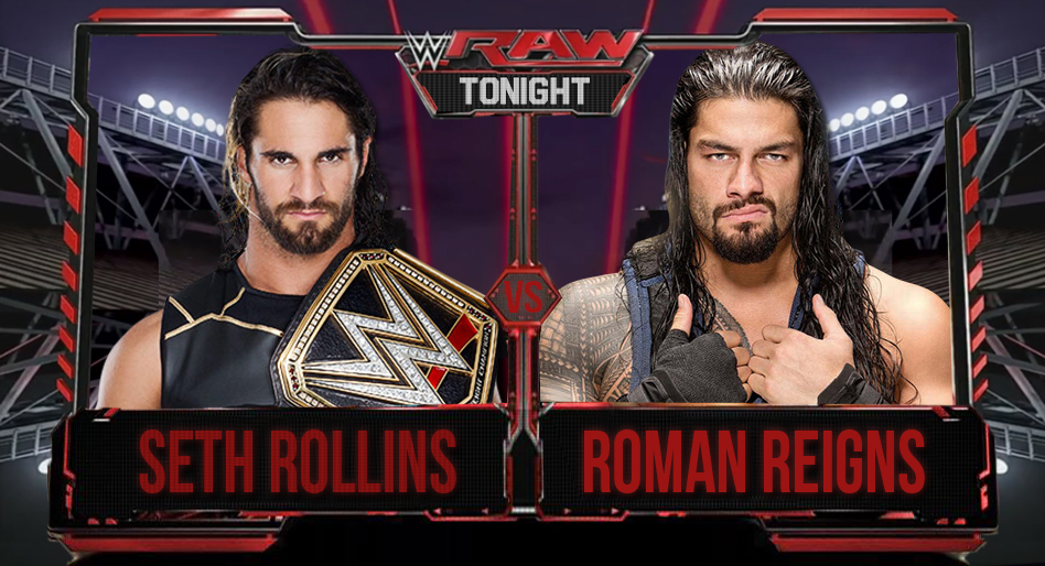 Image result for raw match card