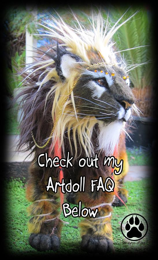 Art Doll FAQ by CreaturesofNat