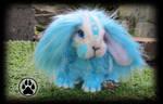 SOLDAsper the cloud hopper mini lop bunny artdoll!