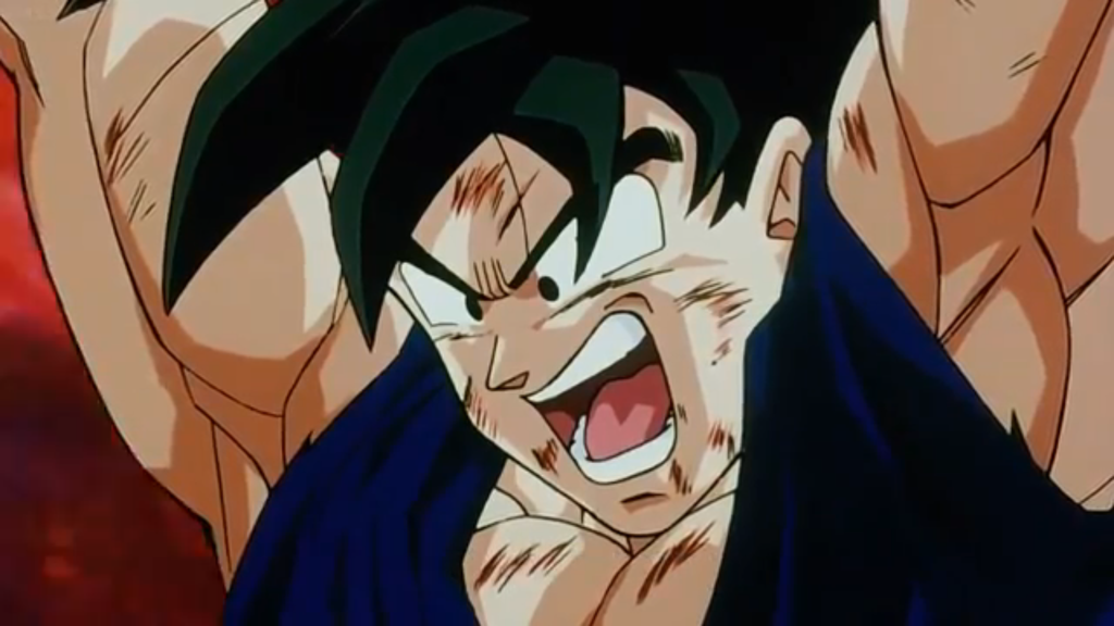 DBZ Out Of Context #1: by TheFugitoid