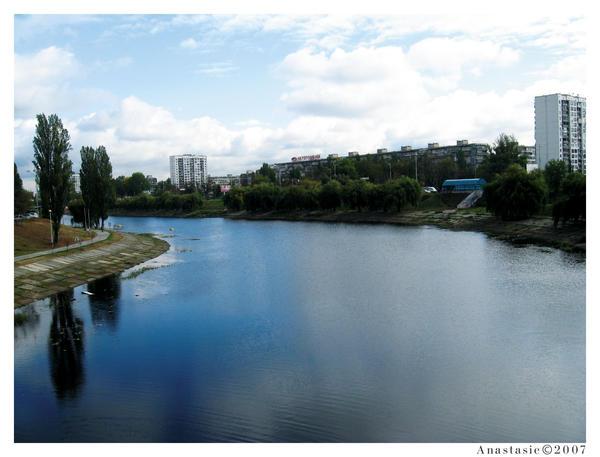 Dnepr by AnastasieLys