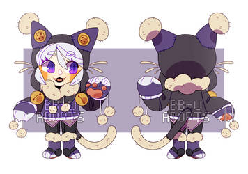 Special ADOPT #1 (Points)   OPEN by bb-u