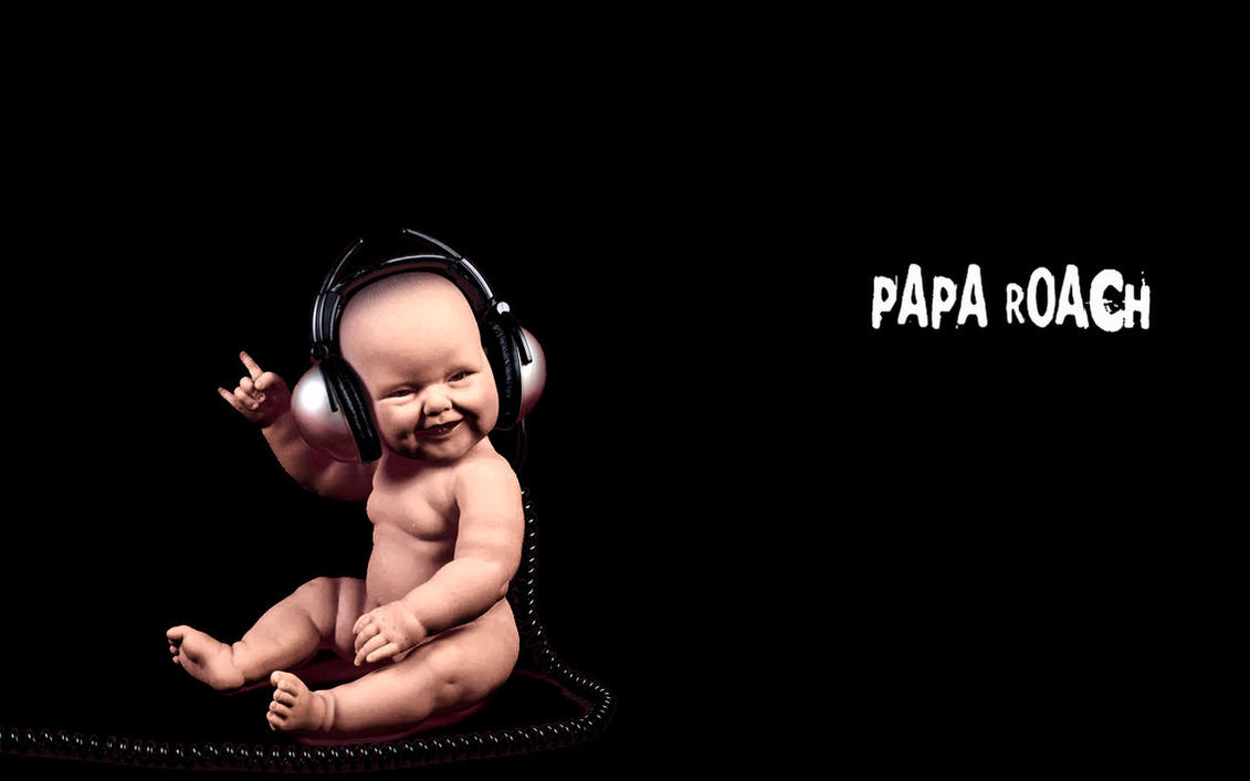 Love You Papa Hd Wallpaper : Papa Roach by D-TAILOR on DeviantArt