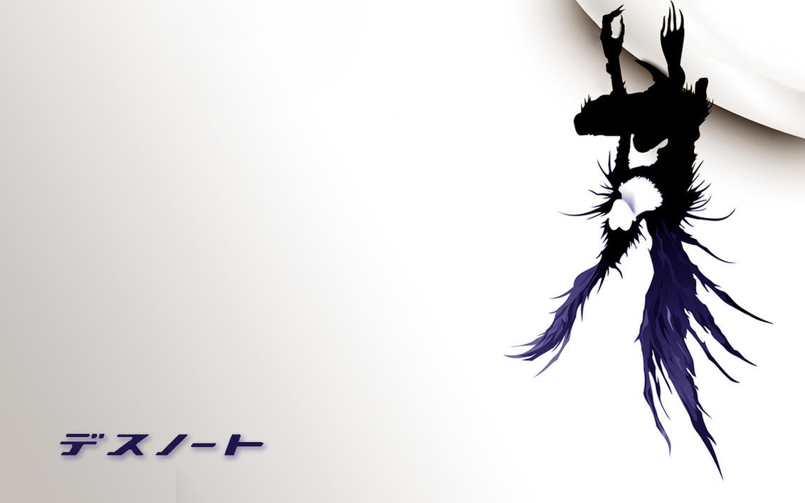 light and ryuk wallpaper - photo #18