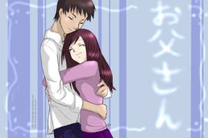 +A Very Happy Father's Day+ by suishouyuki