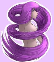 Purple - Murasaki by suishouyuki