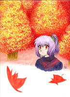 Fall 2010 by suishouyuki