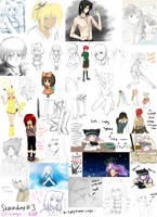 Sketchdump 03 by suishouyuki