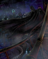 Batman: Arkham Knight by suishouyuki