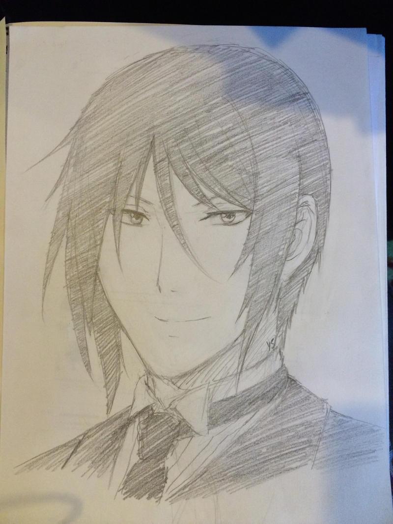 Sebastian headshot by suishouyuki
