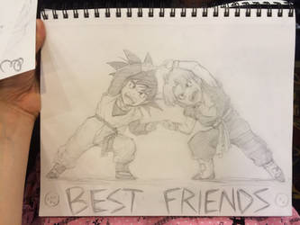 Best Friends by suishouyuki