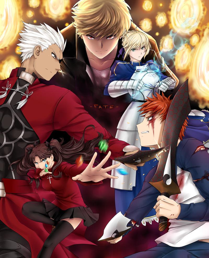 Fate by suishouyuki