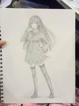 Tendo Kisara by suishouyuki