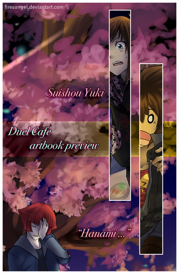 Duel Cafe Preview! by suishouyuki