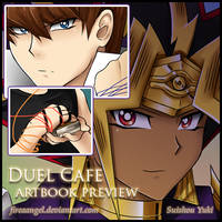 Duel Cafe Preview 2 by suishouyuki