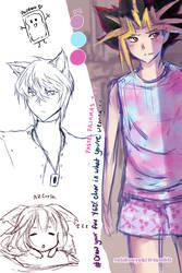 Sketchdump 2016 Part 1 by suishouyuki