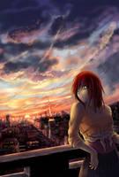 Lonely Always by suishouyuki