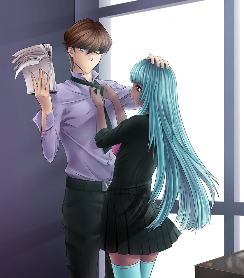 [+Video] Commission - Are You Working Already? by suishouyuki