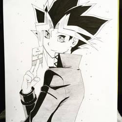[JAMPcon CM] DSOD Yugi by suishouyuki