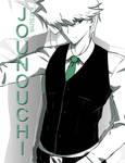 Duel Cafe Pinups: Jounouchi