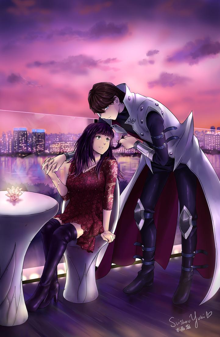 Commission - Dusk by suishouyuki