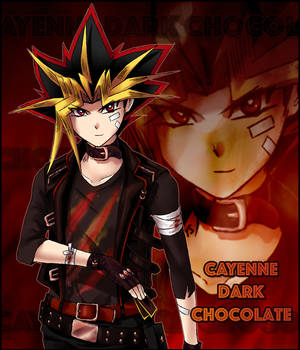 Duel Cafe Flavors: Cayenne Dark Chocolate