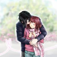 Valentine by suishouyuki