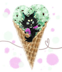 Ice Cream Sunday #1 - Jade
