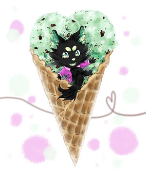 Ice Cream Sunday #1 - Jade