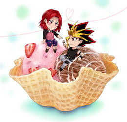 Ice Cream Sunday #2 - Yami + Yori