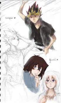 (2017 Sketchbook) Models