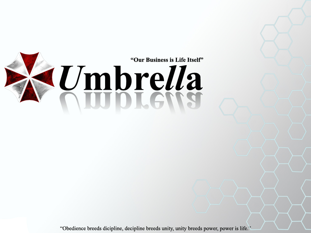 Umbrella corp OS (LLC) - YouTube
