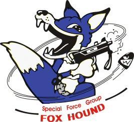 Foxhound Logo Alternate By TheChickenBoy