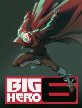 Big Hero 6 Bad Guy