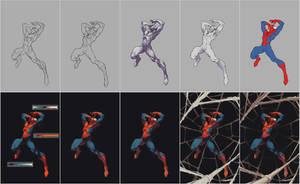 'Spider-Man Must Suffer' Steps
