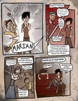 Kid Hawke Comic page 2 by B-Rhombus