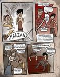 Kid Hawke Comic page 2