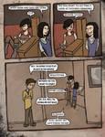 Kid Hawke Comic page 3