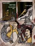 Kid Hawke Comic page 6
