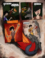 Kid Hawke Comic page 7 by B-Rhombus