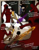 Kid Hawke Comic page 12 by B-Rhombus