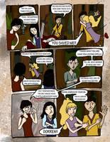 Kid Hawke Comic page 15 by B-Rhombus
