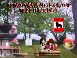 Clean Up - more PShop homework by KenshinKyo