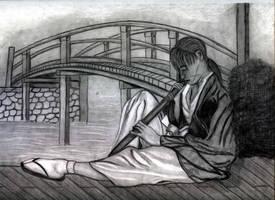 a good night's sleep by KenshinKyo